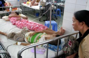 Lần đầu tiên một trẻ lớn chết vì bệnh tay chân miệng