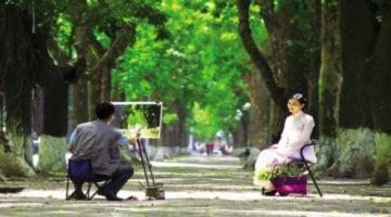Liên hoan ảnh nghệ thuật Hà Nội lần đầu tiên