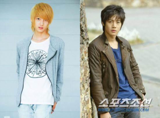 "Lộ diện 2 ""tiểu Kim Hyun Joong"""