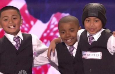 Màn trình diễn Hip hop gây sốt của ba thí sinh nhí