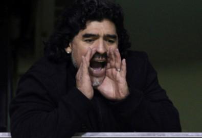 Maradona khởi kiện ở Trung Quốc