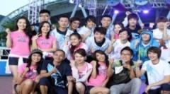 MC Anh Tuấn kể chuyện đua thể lực với Super Junior
