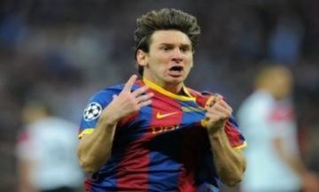 Messi trở thành cầu thủ kiếm tiền giỏi nhất thế giới