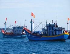 Một tàu cá bị Trung Quốc tịch thu tài sản