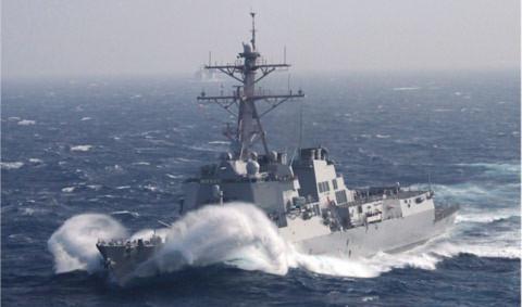 Mỹ điều 3 tàu chiến tập trận cùng Philippines