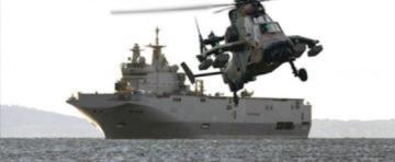 NATO dùng trực thăng tấn công tại Libya