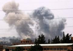 NATO tấn công cơ quan tình báo Libya