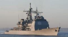 Nga phản đối tàu chiến Mỹ đến Biển Đen