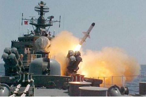 Ngắm đội tàu chiến hiện đại của hải quân VN