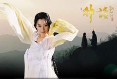 Người đẹp xứ Hàn lộng lẫy trong tạo hình cổ trang Trung Quốc
