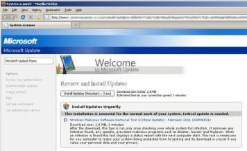 Người dùng Firefox có thể bị lừa