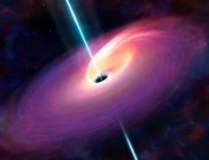 Ảnh vũ trụ: Nguyệt thực trong Ngân hà