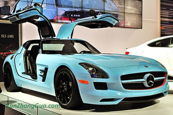 Những chiếc xe mơ ước trong hội chợ triển lãm oto New York 2011