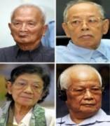 Những kẻ cầm đầu Khmer Đỏ ra tòa