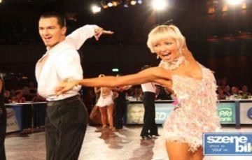 Nữ hoàng dance sport thế giới biểu diễn tại VN