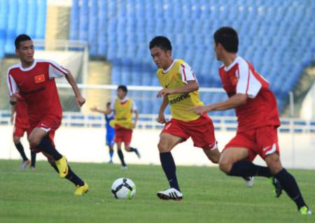 Olympic Việt Nam quyết gây bất ngờ trên đất khách