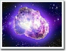 Phát hiện viên kim cương khổng lồ trong vũ trụ