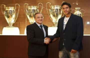 Real Madrid lại vung tiền mua sao trẻ