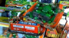 Robot trái cây 'đại náo' thị trường đồ chơi