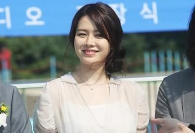 Son Ye Jin khoe làn da không tì vết