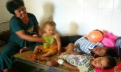 Sốt xuất huyết cướp đi sinh mạng 2 em bé vùng cực Nam