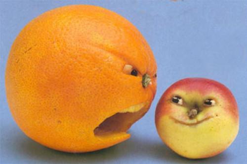 Sửng sốt sự biến hóa tuyệt vời của rau củ