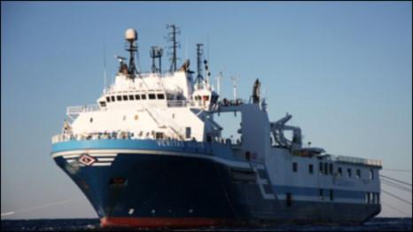 Tàu TQ lại 'phá cáp' của tàu Việt Nam thuê