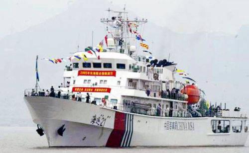 Tàu hải giám lớn nhất Trung Quốc tới Biển Đông