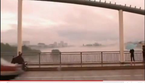 """""""Thành phố ma quái"""" xuất hiện ở Trung Quốc"""