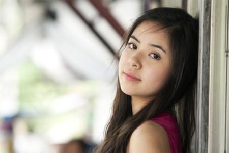 Hoa hậu người Việt tại châu Âu 2009 Nguyễn Ngọc Kiều Khanh. Ảnh: LoanBB.