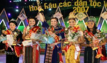Tổ chức thi Hoa hậu các dân tộc VN lần 2