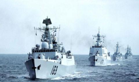 TQ cảnh báo bên ngoài tránh xa tranh chấp Biển Đông