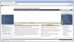Trang web của CIA bị tấn công