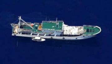 'Trung Quốc xâm phạm vùng đặc quyền của Philippines'