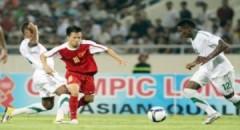 U23 Việt Nam thua đậm Ảrập Xê út ở Mỹ Đình