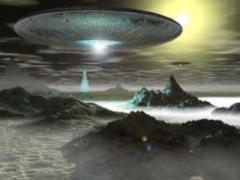 UFO xuất hiện ở Anh