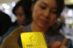 USD kéo giá vàng tiến mạnh