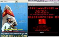 Website Việt trước nguy cơ chiến tranh mạng
