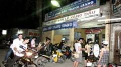 'Xăng thối' xuất hiện ở Hà Nội
