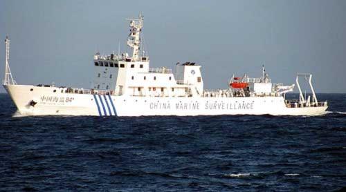 Ý đồ của Trung Quốc ở biển Đông: Nói một đằng, làm một nẻo