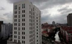 Tòa nhà ở ngoại ô Thượng Hải được tin là nguồn gốc các cuộc tấn công mạng.