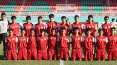 Các cầu thủ trẻ Học viện Hoàng Anh Gia Lai Arsenal JMG sẽ tham dự các giải đấu quốc tế trong năm 2013 - Ảnh: Minh Trần