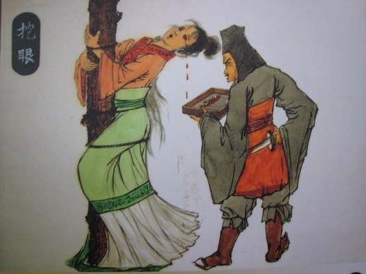 Những nhục hình khủng khiếp ở Trung Quốc thời xưa