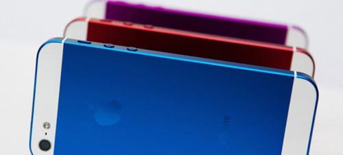iPhone giá rẻ sẽ có nhiều tùy chọn màu sắc khác nhau