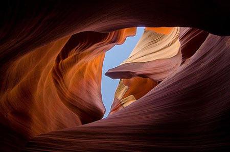 Hẻm núi kỳ diệu biết 'uốn éo', Du lịch, hem nui, me hoac, du lich, du lich the gioi, du lich 2013, phong canh, phong canh dep, canh dep