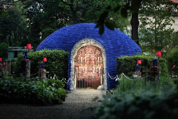 Sáng tạo tuyệt vời biến khu vườn thành thiên đường 14