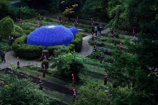 Sáng tạo tuyệt vời biến khu vườn thành thiên đường 16