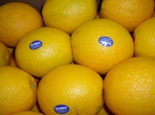 Cảnh giác với cam Trung Quốc nhuộm phẩm màu bắt mắt