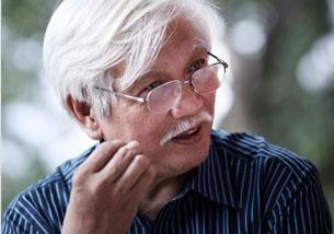 Nhà sử học Dương Trung Quốc, đại biểu Quốc hội đơn vị Đồng Nai Courtesy Vietnamnet