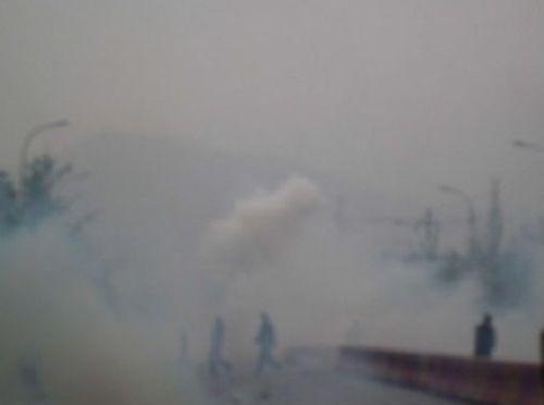 Hình ảnh 10.000 người biểu tình tại Trùng khánh- Trung Quốc - Tin180.com (Ảnh 6)